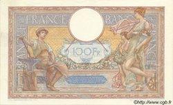 100 Francs LUC OLIVIER MERSON type modifié FRANCE  1938 F.25.29 SUP+