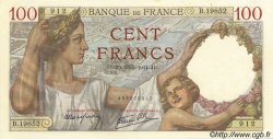 100 Francs SULLY FRANCE  1941 F.26.48 pr.NEUF