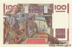 100 Francs JEUNE PAYSAN FRANCE  1945 F.28.01 SPL+