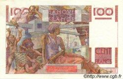 100 Francs JEUNE PAYSAN FRANCE  1947 F.28.13 SUP à SPL