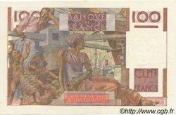 100 Francs JEUNE PAYSAN filigrane inversé FRANCE  1953 F.28bis.02 SUP+ à SPL