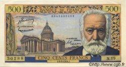 500 Francs VICTOR HUGO FRANCE  1954 F.35.02 SPL