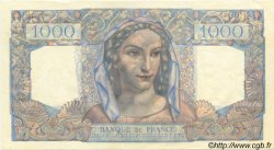 1000 Francs MINERVE ET HERCULE FRANCE  1946 F.41.12 SPL