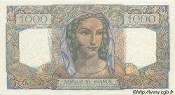 1000 Francs MINERVE ET HERCULE FRANCE  1950 F.41.31 SUP à SPL