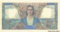 5000 Francs EMPIRE FRANÇAIS FRANCE  1942 F.47.05 SUP+