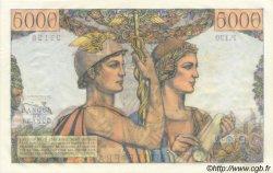 5000 Francs TERRE ET MER FRANCE  1953 F.48.08 NEUF