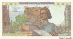 10000 Francs GÉNIE FRANÇAIS FRANCE  1951 F.50.55 SPL