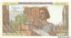 10000 Francs GÉNIE FRANÇAIS FRANCE  1954 F.50.72 pr.SPL