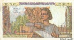 10000 Francs GÉNIE FRANÇAIS FRANCE  1955 F.50.76 pr.SPL