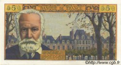 5 Nouveaux Francs VICTOR HUGO FRANCE  1965 F.56.18 SUP+