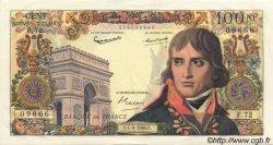 100 Nouveaux Francs BONAPARTE FRANCE  1960 F.59.07 SUP+
