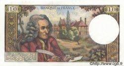 10 Francs VOLTAIRE FRANCE  1973 F.62.64 SPL+