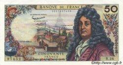50 Francs RACINE FRANCE  1962 F.64.02 SUP+