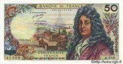 50 Francs RACINE FRANCE  1974 F.64.27 SUP+ à SPL