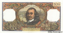 100 Francs CORNEILLE FRANCE  1970 F.65.30 SUP+ à SPL
