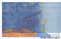 50 Francs SAINT-EXUPÉRY impression FAUTÉE FRANCE  1992 F.72.01b NEUF
