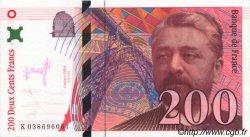 200 Francs EIFFEL FRANCE  1996 F.75.03a pr.NEUF