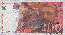 200 Francs EIFFEL FRANCE  1997 F.75.03b TTB+