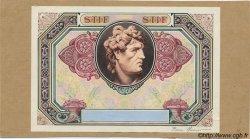 Essai de papier STIF FRANCE  1950 F.-- SPL