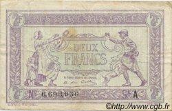 2 Francs TRÉSORERIE AUX ARMÉES FRANCE  1917 VF.05.01 pr.TTB
