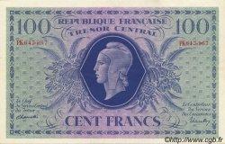 100 Francs MARIANNE FRANCE  1943 VF.06.01 pr.SPL