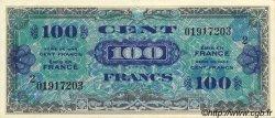 100 Francs DRAPEAU FRANCE  1944 VF.20.02 SPL