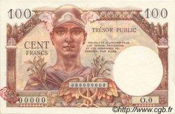 100 Francs TRÉSOR PUBLIC FRANCE  1955 VF.34.02 NEUF