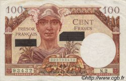 100 Francs SUEZ FRANCE  1956 VF.42.01 pr.SUP