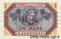 1 Mark FRANCE  1947 VF.44.02 SPL