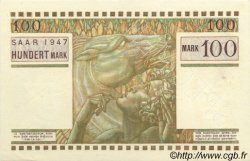 100 Mark FRANCE  1947 VF.49.02 SPL