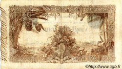 25 Francs ÎLE DE LA RÉUNION  1913 P.18 TB+
