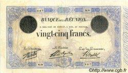 25 Francs ÎLE DE LA RÉUNION  1929 P.18 TTB
