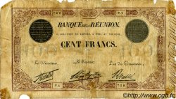 100 Francs ÎLE DE LA RÉUNION  1926 P.16? AB