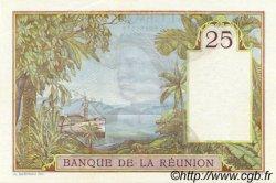 25 Francs ÎLE DE LA RÉUNION  1944 P.23 SPL