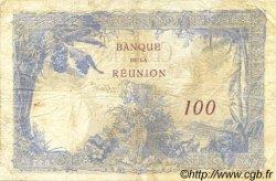 100 Francs ÎLE DE LA RÉUNION  1940 P.24 pr.TTB