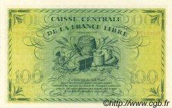 100 Francs ÎLE DE LA RÉUNION  1943 P. pr.NEUF