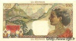 100 Francs La Bourdonnais ÎLE DE LA RÉUNION  1946 P.45a pr.SPL