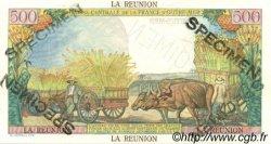 500 Francs Pointe à Pitre ÎLE DE LA RÉUNION  1946 P.46s SPL