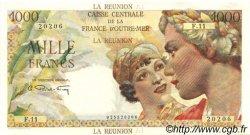 1000 Francs Union Française ÎLE DE LA RÉUNION  1946 P.47a SPL+