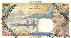 1000 Francs Union Française ÎLE DE LA RÉUNION  1946 P.47s NEUF