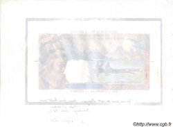 1000 Francs Union Française ÎLE DE LA RÉUNION  1964 P.52s SPL
