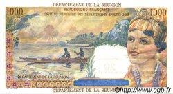 20 NF sur 1000 Francs Union Française ÎLE DE LA RÉUNION  1967 P.55s NEUF