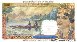 20 NF sur 1000 Francs Union Française ÎLE DE LA RÉUNION  1971 P.55b pr.NEUF