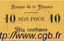 10 Centimes ÎLE DE LA RÉUNION  1915 P.21 SPL