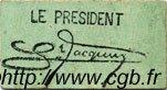 10 Centimes ÎLE DE LA RÉUNION  1918 K.463 SPL