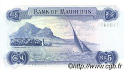 5 Rupees ÎLE MAURICE  1973 P.30d pr.NEUF