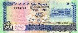 50 Rupees ÎLE MAURICE  1986 P.37 NEUF