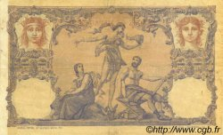 100 Francs MADAGASCAR  1893 P.34 TB+