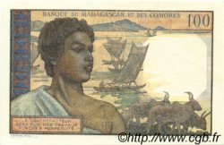 100 Francs MADAGASCAR  1950 P.46b pr.NEUF