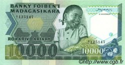 10000 Francs - 2000 Ariary MADAGASCAR  1983 P.70 NEUF